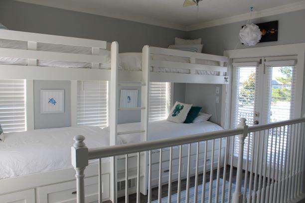 3rd Floor Bedroom Bunks