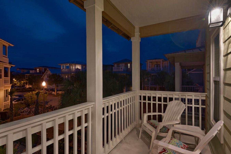 40 balcony